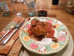 Chicken Cacciatore 016