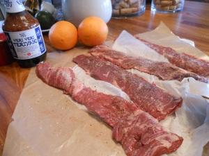 Skirt Steak and Brody Birthday 004